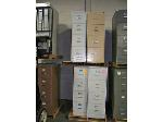 Lot: 910 - (6) ASSORTED FILE CABINETS