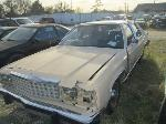 Lot: 1225 - 7 - 1984 FORD CROWN VICTORIA