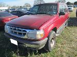 Lot: 1225 - 8 - 1996 FORD EXPLORER SUV