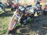 Lot: 1225 - 12 - 2005 HONDA UTX MOTORCYCLE