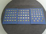 Lot: 4346 - ROOSEBELT DIME COLLECTION BOOK