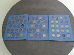 Lot: 4347 - BUFFALO NICKEL COLLECTION BOOK