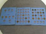 Lot: 4349 - INDIAN HEAD CENT COLLECTION BOOK
