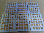 Lot: 4350 - LINCOLN HEAD CENT COLLECTION BOOKS