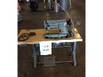 Lot: 5495 - Singer Industrial Sewing Machine
