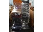 Lot: 222 - (Approx 35) Chairs