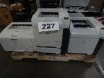 Lot: 227 - (6) Printers & Paper Trays