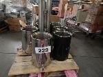 Lot: 229 - (6) Drink & (1) Cup Dispensers