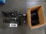 Lot: 238 - (4) Nikon Cameras