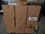 Lot: 260 - (28 Cases) of Flip flops