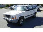 Lot: 104.FORT WORTH - 2001 JEEP CHEROKEE SUV