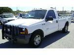 Lot: 108.FORT WORTH - 2006 FORD F250SD PICKUP