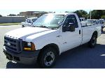 Lot: 113.FORT WORTH - 2007 FORD F250SD PICKUP