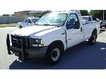 Lot: 121.FORT WORTH - 2004 FORD F250SD PICKUP