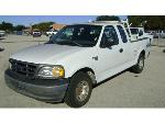 Lot: 124.FORT WORTH - 2004 FORD F150 PICKUP