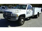 Lot: 132.FORT WORTH - 1996 DODGE BR3500 TRUCK