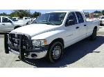 Lot: 134.FORT WORTH - 2004 DODGE DR2500 PICKUP