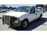 Lot: 138.FORT WORTH - 2004 FORD F250SD PICKUP