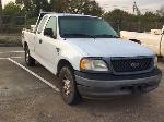 Lot: 152.WACO - 2002 FORD F150 PICKUP