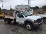 Lot: 158.TYLER - 2005 FORD F450SD TRUCK
