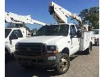 Lot: 196.HOUSTON - 2004 TELELECT/FORD T292-01/F450SD AERIAL TRUCK