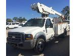 Lot: 197.HOUSTON - 2006 DUR-A-LIFT/FORD DTA35FP/F550SD AERIAL TRUCK