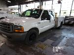 Lot: 229.DALLAS - 2001 FORD F350SD TRUCK