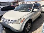 Lot: 04 - 2003 Nissan Murano SUV