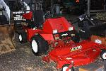 Lot: 16.SULPHERSPRINGS - 2002 Steiner Riding Mower