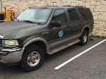 Lot: 18 - 2002 FORD EXCURSION SUV<BR><span style=color:red>New Closing Date</span>