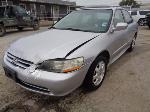 Lot: 21-49383 - 2002 Honda Accord