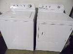 Lot: A6570 - Working Maytag Ensignia Washer Dryer Set