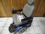 Lot: A6580 - Pride Mobility Jet 2 Power Wheel Chair