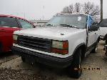 Lot: 2.FW - 1993 FORD EXPLORER SUV