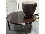 Lot: 02-19875 - Coffee Table w/ Side Table