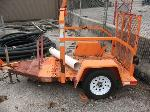 Lot: 188.SANANTONIO - 5FT X 9FT UTILITY TRAILER