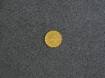 Lot: 4463 - 1849 GOLD COIN - CLOSED WREATH