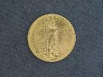Lot: 4483 - 1924 ST. GAUDENS GOLD TWENTY DOLLAR COIN