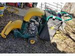 Lot: 123 - Commercial Leaf Vaccum & Chipper