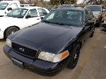Lot: 18010 - 2009 FORD CROWN VICTORIA
