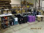 Lot: 09 - Recreation Equipment: Dumbells, Chair