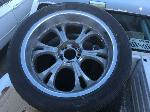 Lot: M02 - (Set of 4) Rims & Tires