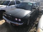 Lot: 925546 - 1987 BMW 325IC