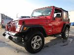 Lot: B708098 - 2003 Jeep Wrangler SUV