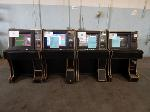 Lot: 81 - (4) Gaming Machines<BR><span style=color:red>THIS IS A RESTRICTED AUCTION</span>