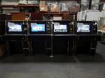 Lot: 105 - (4) Gaming Machines<BR><span style=color:red>THIS IS A RESTRICTED AUCTION</span>