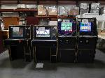 Lot: 107 - (4) Gaming Machines<BR><span style=color:red>THIS IS A RESTRICTED AUCTION</span>