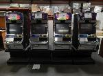 Lot: 109 - (4) Gaming Machines<BR><span style=color:red>THIS IS A RESTRICTED AUCTION</span>