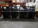 Lot: 121 - (4) Gaming Machines<BR><span style=color:red>THIS IS A RESTRICTED AUCTION</span>