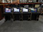 Lot: 122 - (4) Gaming Machines<BR><span style=color:red>THIS IS A RESTRICTED AUCTION</span>